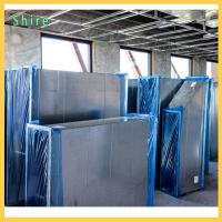 China HVAC Duct Plastic Protection Film Blue HAVC Duct & Vent Protection Film wholesale
