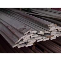 China Hot rolled / Cold rolled Stainless Steel Flat Bar Stock Grade 304 304L 316L wholesale