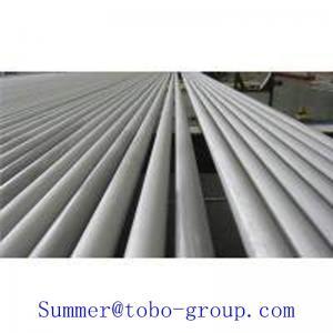 "China 8""  sch40 Super Duplex SS Seamless Pipe ASTM 31803 A789 A790 UNS32750 S32760 wholesale"