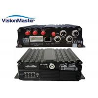 China 720P AHD Car Dvr 4 Channel Full Hd , 4 Channel Dvr Security System Long Lifespan on sale