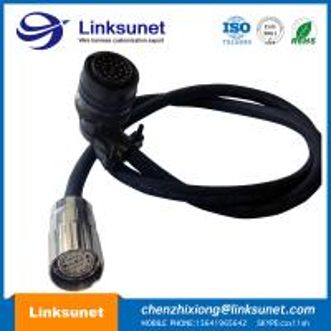 China M23 19 PIN Circular Connector Cable Assembly wholesale