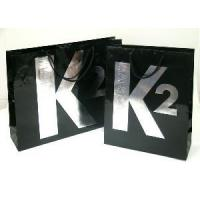 China Paper Shopping Bag With Gilding and Laminate (ZB-T31) wholesale