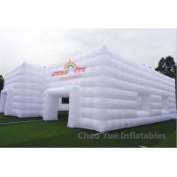 China Hot sale Party Inflatable Cube Tent for outdoor event wholesale
