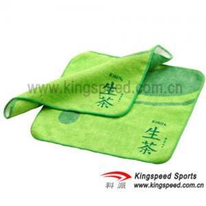 China Sport towel / gift towel / knitting towel / tea towel on sale