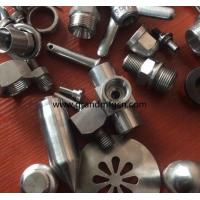 China male thread OEM,ODM stainless steel precision machined & turned down parts natural finishing wholesale