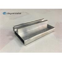 China 6063-T5 Industrial Aluminium Extrusion Profile For Anodizing / Powder Coating wholesale