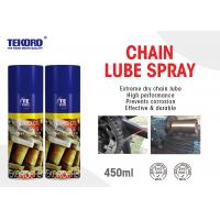 China Gear & Chain Lube Spray For Keeping Roller Drive And Conveyor Chains Lubricated wholesale