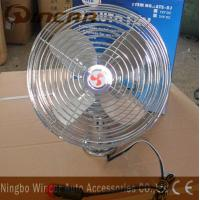 Quality DC 12v / 24v Clip Car Fan 4x4 accessories off road With Swith for sale