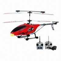 China 3.5-channel Gyro RC Helicopter, Measures 75 x 14.5 x 31cm wholesale