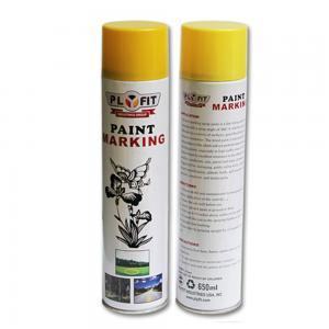 China Outdoor 650ml Acrylic Spray Paint Highway Acrylic Line Marking Paint wholesale