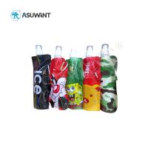 China Heat Sealed Mylar Plastic Liquid Storage Bags 110-130 Mic Customized Printing on sale