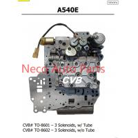 China Auto transmission A540E sdenoid valve body good quality used original parts wholesale