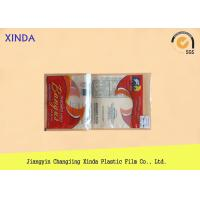Quality Customized Plastic Food Packaging Bags , Safe PET / CPP Heat Sealable Plastic for sale