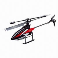 China New F-Series 10-inch 2.4GHz 4CH Single Blade RC Helicopter with Servo Gyro/LCD Radio/MJX/Toy wholesale