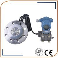 China Remote dule flange intelligence differential pressure transmitter with low cost wholesale
