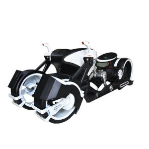 China Rapid Prototype Stereolithography 3D Printed Motorcycle Model Polishing Surface wholesale