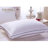 China Memory Foam Miracle Bamboo Pillow For Stomach /  Back / Side Sleepers wholesale