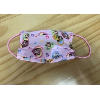 China Printed Cloth Protective Odorless Disposable Children Mask wholesale