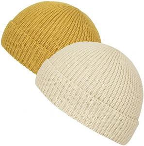 China Wholesale Acrylic Cheap Plain Beanies , Beanie Knit Hat Adult size wholesale