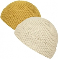 Buy cheap Wholesale Acrylic Cheap Plain Beanies , Beanie Knit Hat Adult size from wholesalers