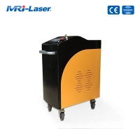 China High Tech Laser Paint Rust Remover Unique Self Developed Spiral Cleaning Mode wholesale