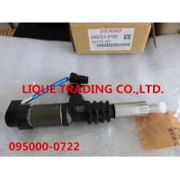 China DENSO Common rail injector 095000-0720, 095000-0721, 095000-0722 , 9709500-072 for MITSUBISHI 6M60T on sale
