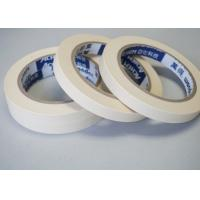 Quality Self Adhesive High Voltage Masking Tapes  White High Temperature for sale