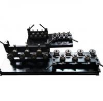 China 3 KW Mechanical Wire Straightening And Cutting Machine High Speed wholesale