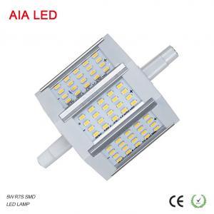 China Interior 5050 SMD LED R7S 5W LED BULB/ LED lamp for led flood lighting wholesale