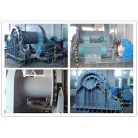 Efficient Electric Winch In Offshore Platform Winch For Oil Exploitation And