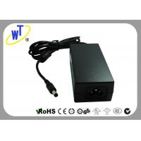 China 36V 1250mA Desktop DC Power Supply Adapter for Security Cameras / 3 Pins wholesale