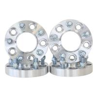 """2"""" (1"""" per side) 5x4.5 hubcentric Wheel Spacers Wrangler TJ Cherokee Liberty"""
