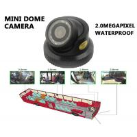 China Metal Case Anti Varibrition Waterproof IR Vehicle 720P 1080P AHD Dome Camera wholesale