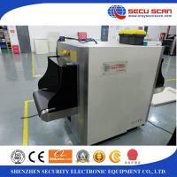 China Real Time X Ray Bag Scanner To Check Contraband With Alert In Tv Station / Navi / Jailhouse wholesale