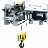 Buy cheap Low headroom Electric Wire Rope Hoist 3.2 Ton ~ 12.5 Ton ISO Certification from wholesalers