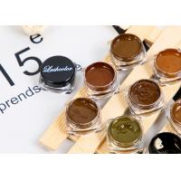 China 3 ML lushcolor Cream Pigments From Professional Customing Semi-Permanent Makeup wholesale