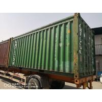 China Large Metal Shipping Container Bedroom / Shipping Container House on sale