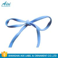 China 15mm - 16mm Elastic Band Knit Polyester Binding Tape For Home Textile wholesale