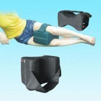 China Knee Pillow Massagers, Made of Dense Foam with Removable and Washable Poly Cotton Cover wholesale