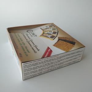 China Paper Herbal Incense Packaging Folding Corrugated Cardboard Carton Pop Up Display Box wholesale