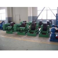 China 200T Conventional Pipe Welding Rollers Heavy Duty Tank Turning Rolls Danfoss VFD wholesale