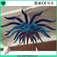China Summer Indoor Festival Event Party Decoration Hanging Inflatable Flower wholesale