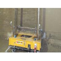 China 70-80m2/H Wall Plastering Machine Yellow / Red Color Easy And Convenient wholesale