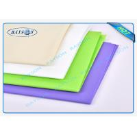 China AZO Free Harmless And Non - Toxic Tnt Fabric Disposable Table Cloths wholesale
