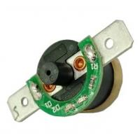 China T24-RF2-PB KSD301 Bimetal Thermostat(PPS case; Brass CAP; Max Ambient Temp 200℃, height 9.6mm) wholesale