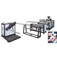 """China Easy Operation and easy maintenance """"Air Bubble Film Making Machine"""" Customed  for Feeding Different PE Materials wholesale"""
