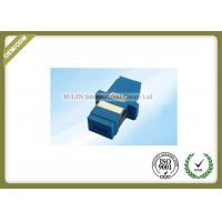 China Female To Female Optical Fiber SC LC ST Attenuator With 5DB 10DB 15DB Attenuation wholesale