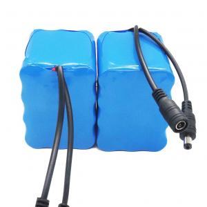 China IEC62133 11.1V 8000mAh 18650 Lithium Ion Battery wholesale