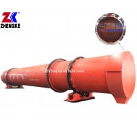 China New condition cast iron powder rotary dryer wholesale