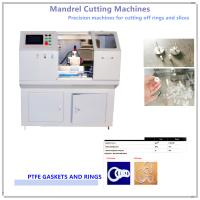China Case Study: Pump Filter Gaskets Cutters\; Gaskets cutters; Cutting machine for washers and gaskets; on sale